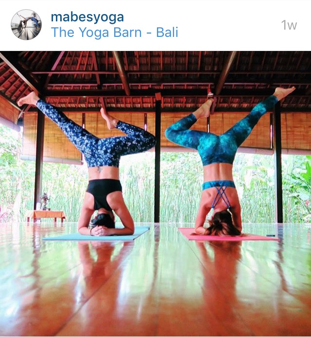 Bendy Bali: My Fave Yoga Shalas